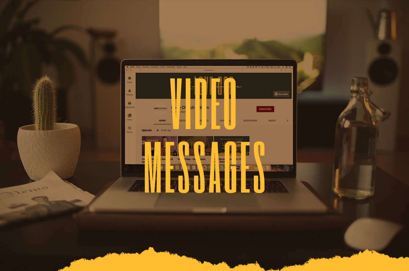 Video messages
